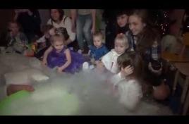 Embedded thumbnail for Клон из Новый год 2018 Бабушкинская 2