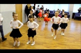 Embedded thumbnail for Бабушкинская 3-6 танцы