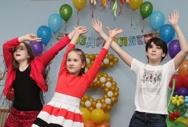Семейный центр «Дом Волшебников» приглашает родителей и детей провести у нас в гостях незабываемы праздник