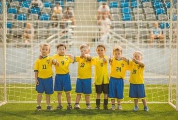 Центр детского развития САО приглашает на бесплатную тренировку по футболу