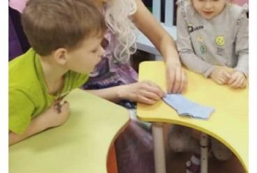 Приглашаем на игровой тренинг для детей в САО «Как беспорядок с порядком познакомился»