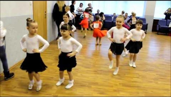 Embedded thumbnail for Спортивные бальные танцы